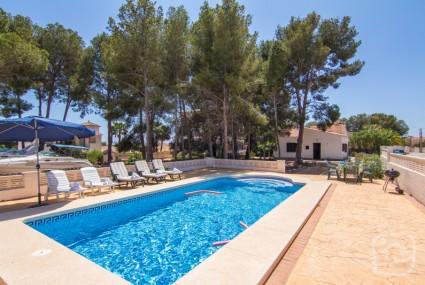Villa Cristalclara,Calpe,Costa Blanca #1