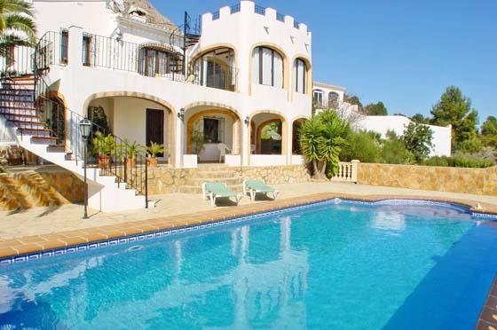 Villa Olympus,Javea,Costa Blanca #2