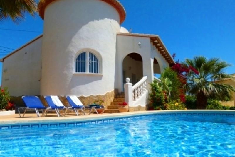 Villa Camel,Calpe,Costa Blanca #1
