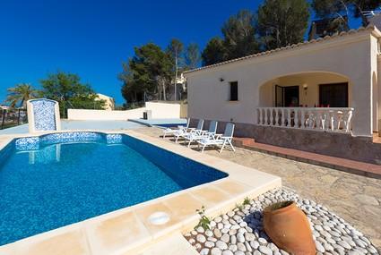 Villa Abymes,Calpe,Costa Blanca 1