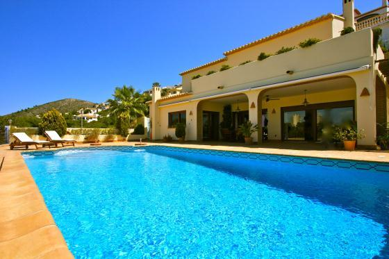 Villa Twilight,Moraira,Costa Blanca #2