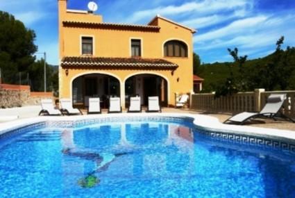 Villa Graciosa,Calpe,Costa Blanca #1