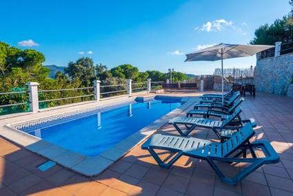 Villa Nimfa,Sant Pol de Mar,Costa Maresme 7