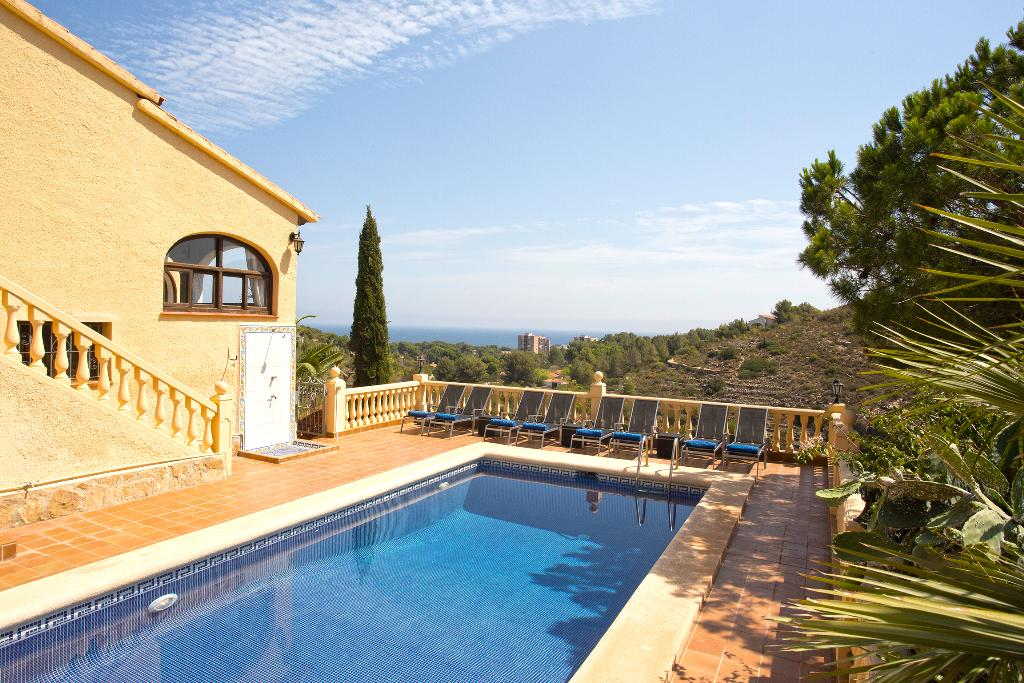 Villa Dreamhouse,Denia,Costa Blanca #1