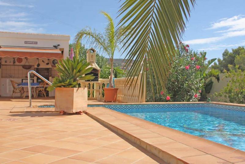 Villa Besancon,Moraira,Costa Blanca #1