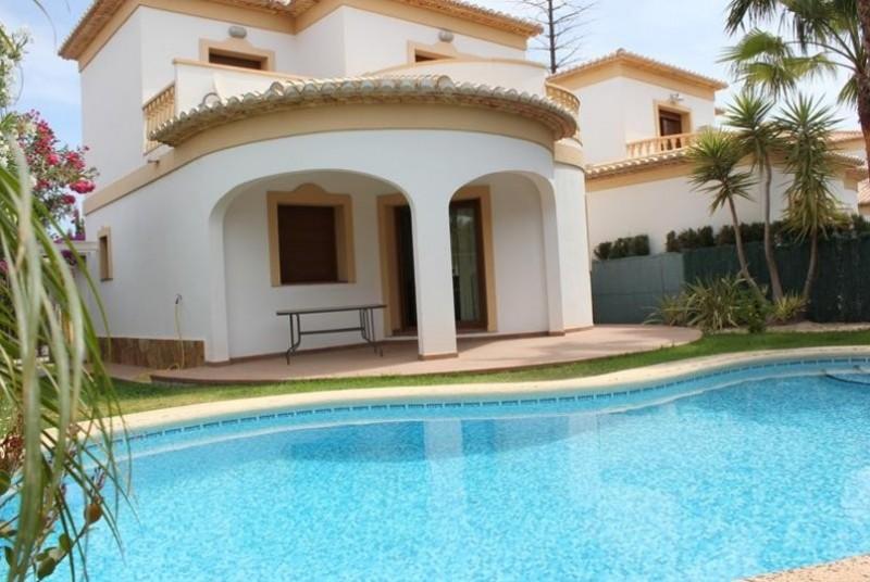 Villa Palmar 8D,Denia,Costa Blanca #1