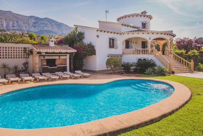 Villa Sashimi 075,Denia,Costa Blanca #1