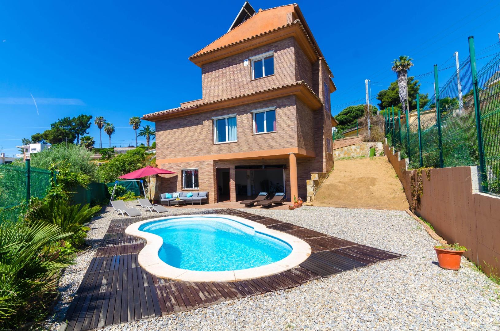 Villa Anna,Lloret de Mar,Costa Brava #1
