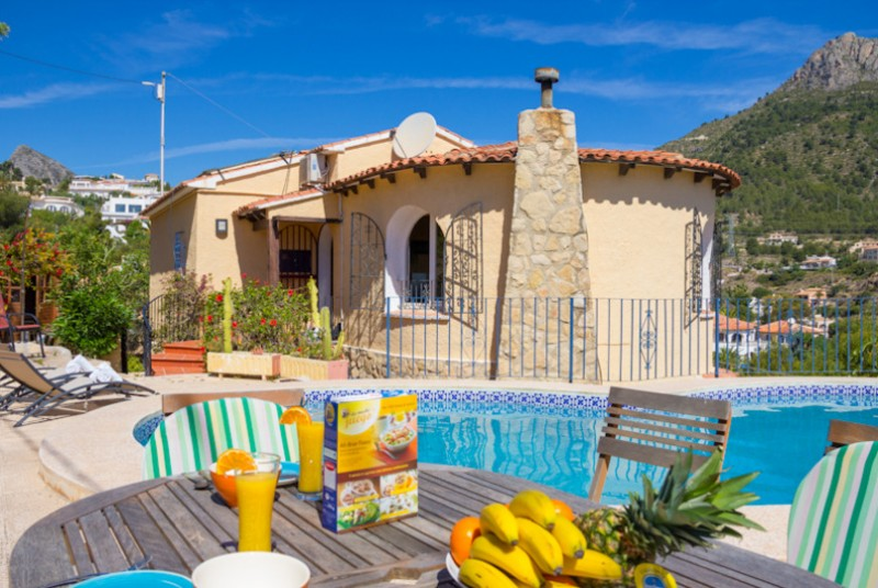 Villa Oscar,Calpe,Costa Blanca #1