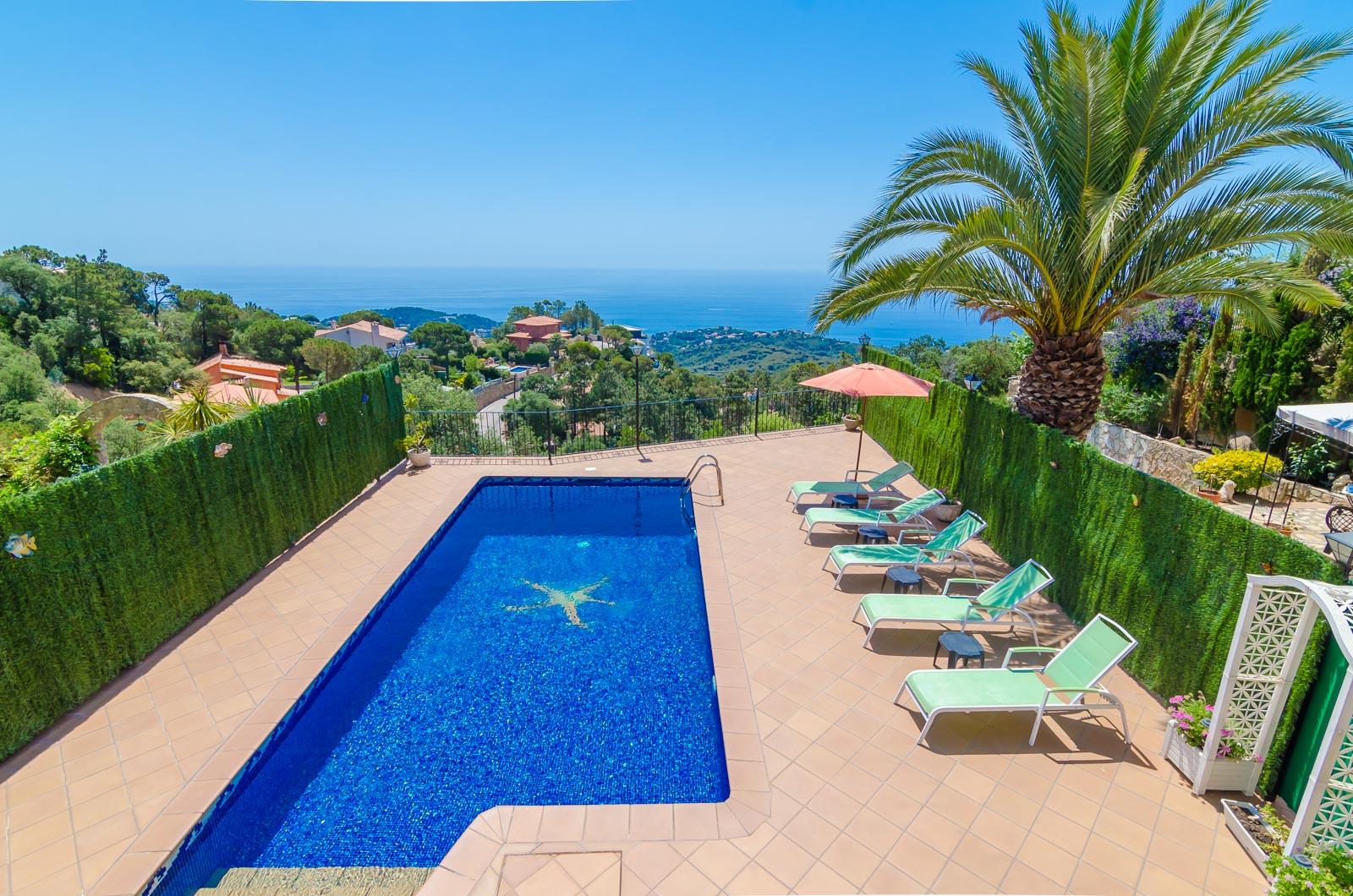 Villa Pitusa,Lloret de Mar,Costa Brava #1