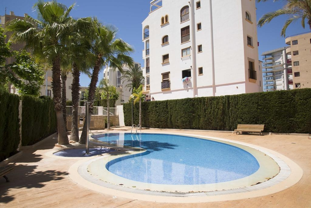 Villa Apartment Apolo 19,Calpe,Costa Blanca #1