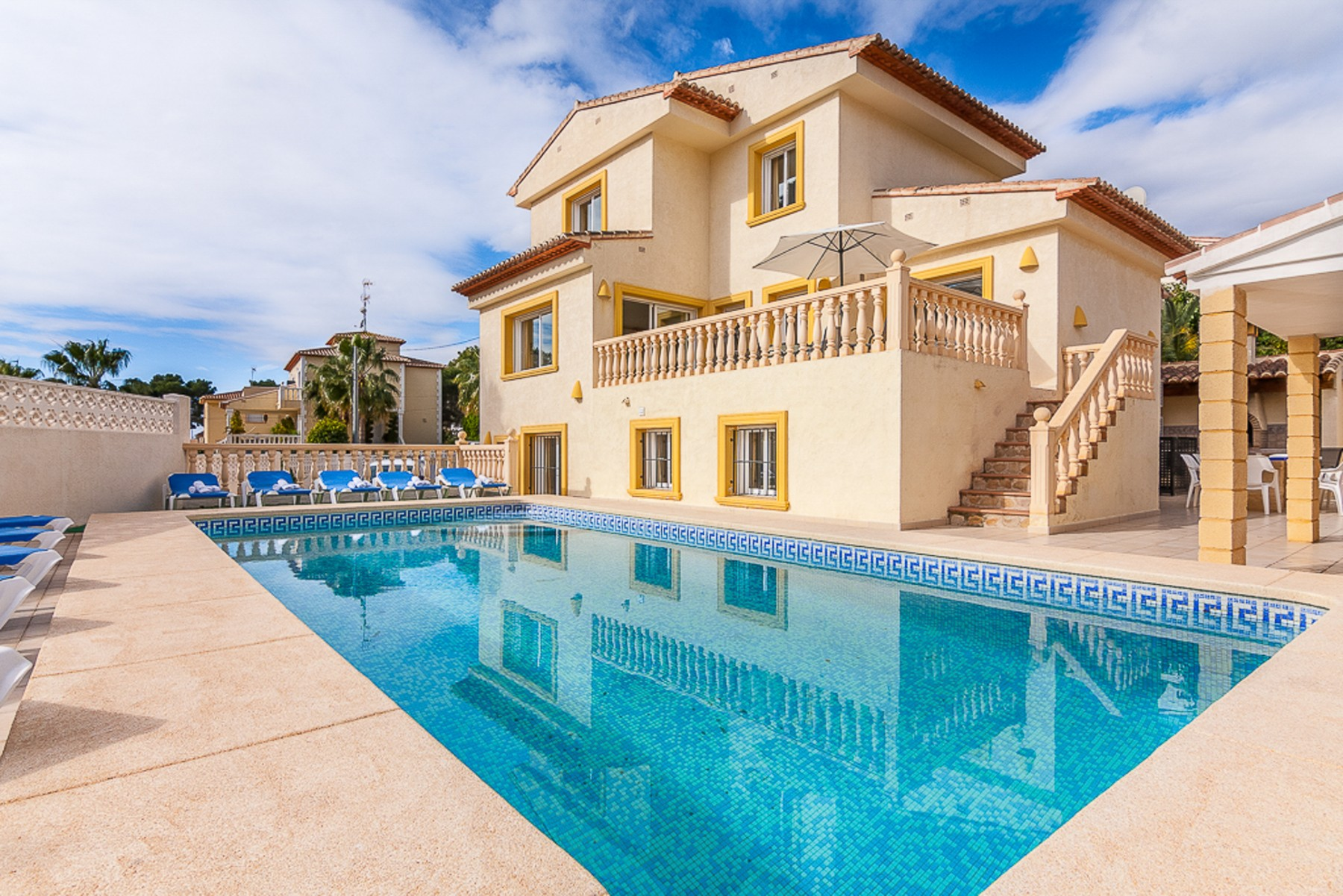 Holiday Home Calpe Costa Blanca Villa Spain For Rent Reims
