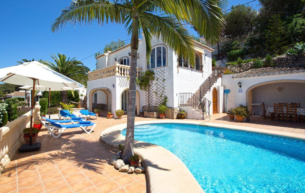 Villa Casa Que Sera,Javea,Costa Blanca #2