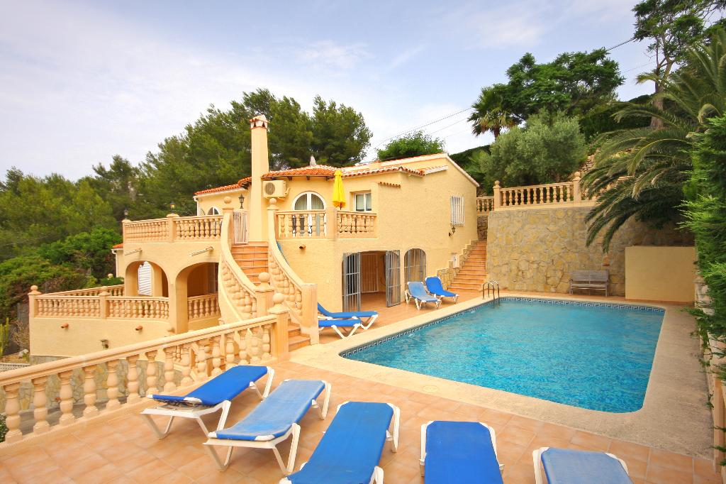Villa Dallas,Javea,Costa Blanca #2
