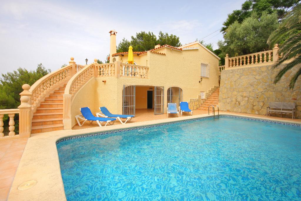 Villa Dallas,Javea,Costa Blanca #1