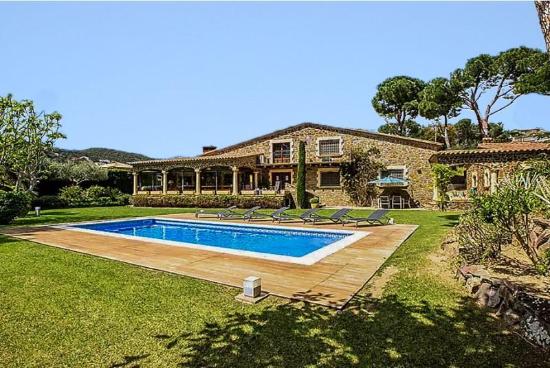 Villa Sassen,Calonge,Costa Brava #2