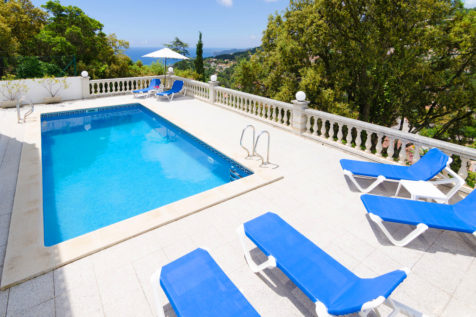 Villa Golden Eye,Lloret de Mar,Costa Brava #1