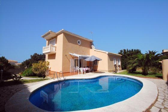 Villa Bugamvilla 6,Denia,Costa Blanca #1
