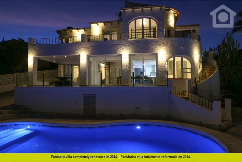 Villa Ryan,Moraira,Costa Blanca #1
