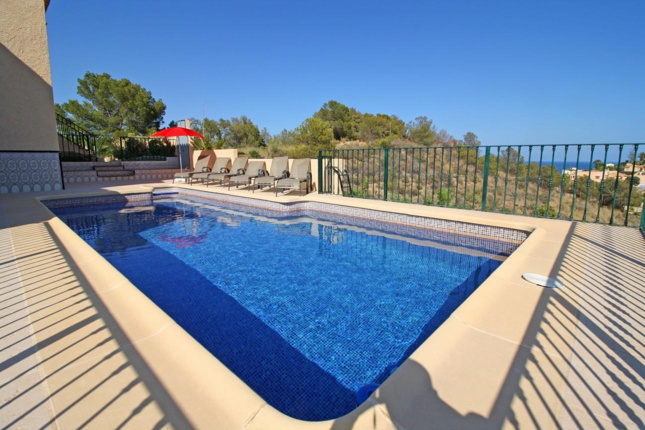 Villa Piper,Calpe,Costa Blanca #2