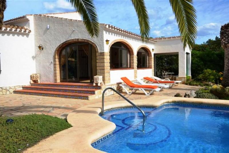 Villa Casa Florita 4,Javea,Costa Blanca #2