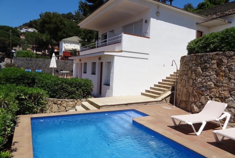 Villa Ludgarda,Lloret de Mar,Costa Brava #1