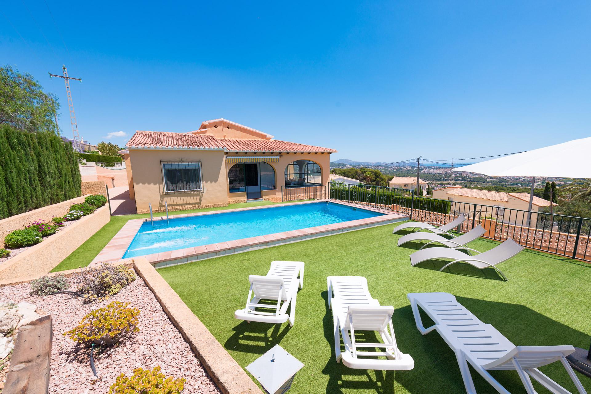 Villa Andres 2,Calpe,Costa Blanca #2