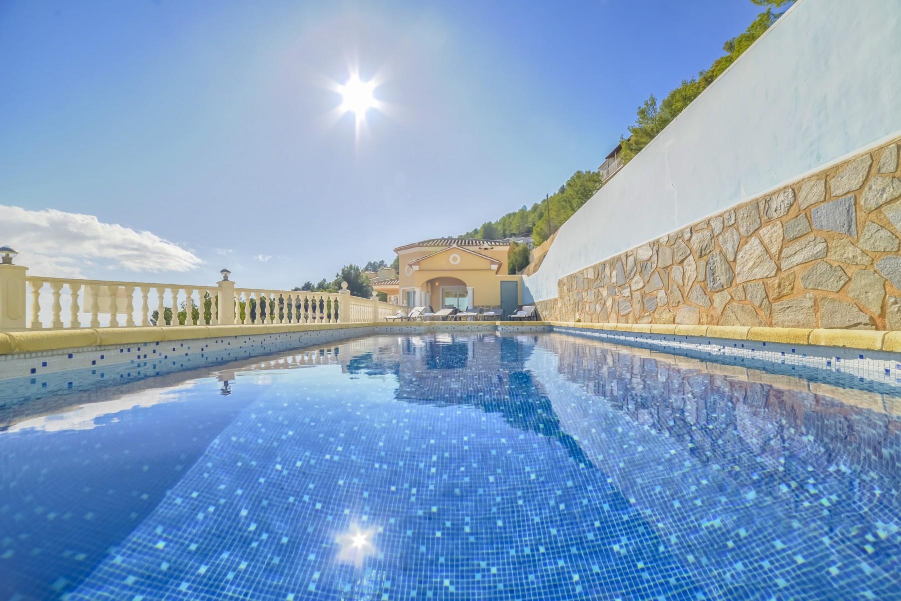 Villa Ros,Calpe,Costa Blanca #2