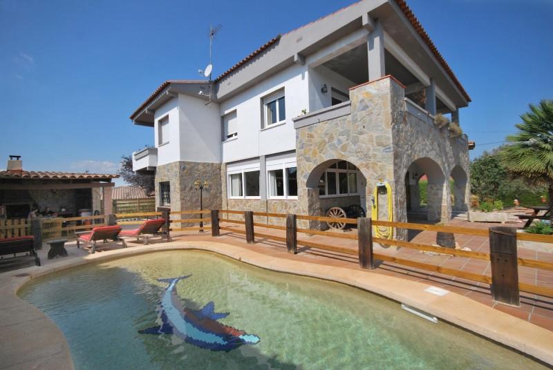 Villa Rubiera,Lloret de Mar,Costa Brava #1