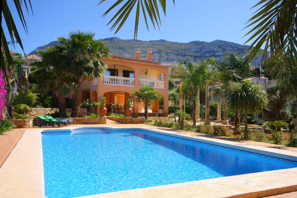 Villa Damabiah,Denia,Costa Blanca #2