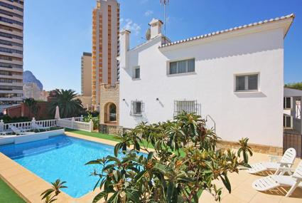 Villa Levante,Calpe,Costa Blanca 1