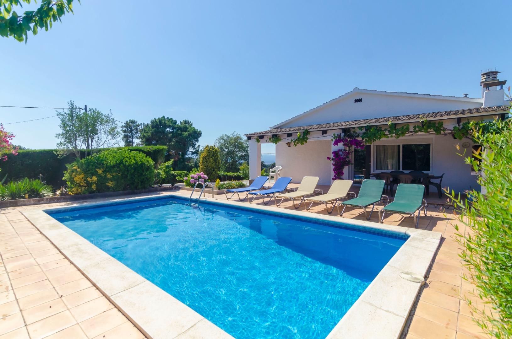 Villa Wichita,Lloret de Mar,Costa Brava #2