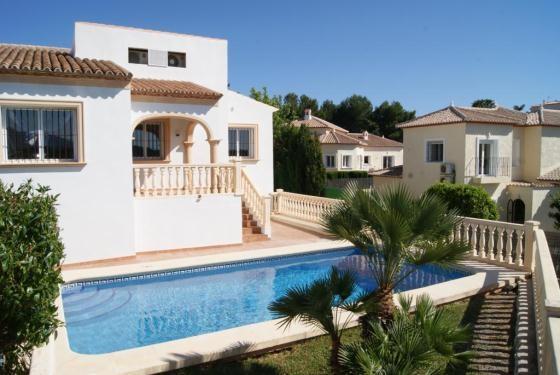 Villa Farnes,Javea,Costa Blanca #1