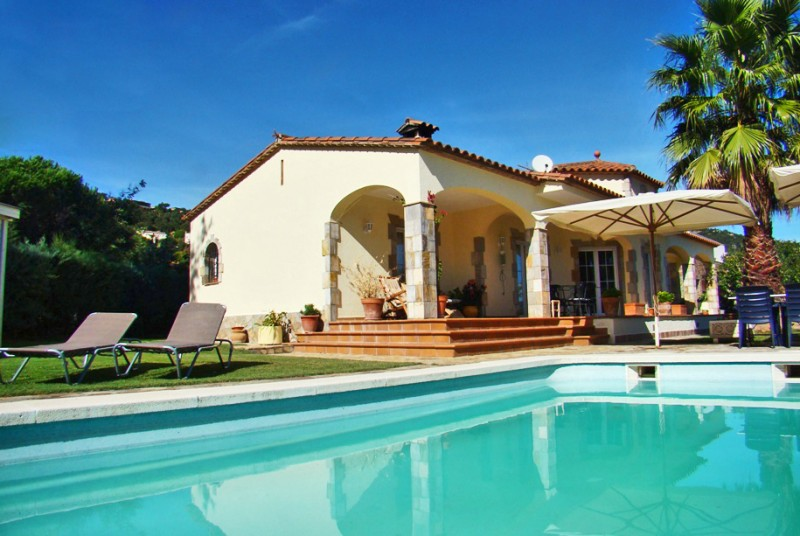 Villa Sort,Calonge,Costa Brava #1