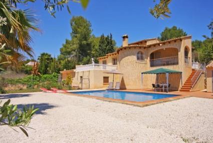 Villa Soler,Moraira,Costa Blanca #2