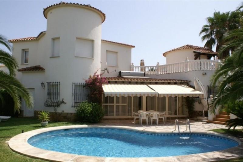 Villa Strena,Oliva,Costa Blanca #2