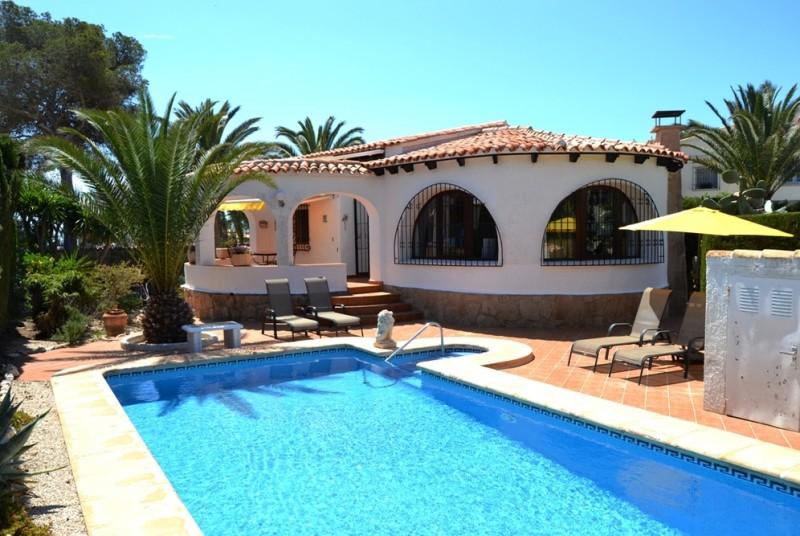 Villa Zaira,Javea,Costa Blanca #1
