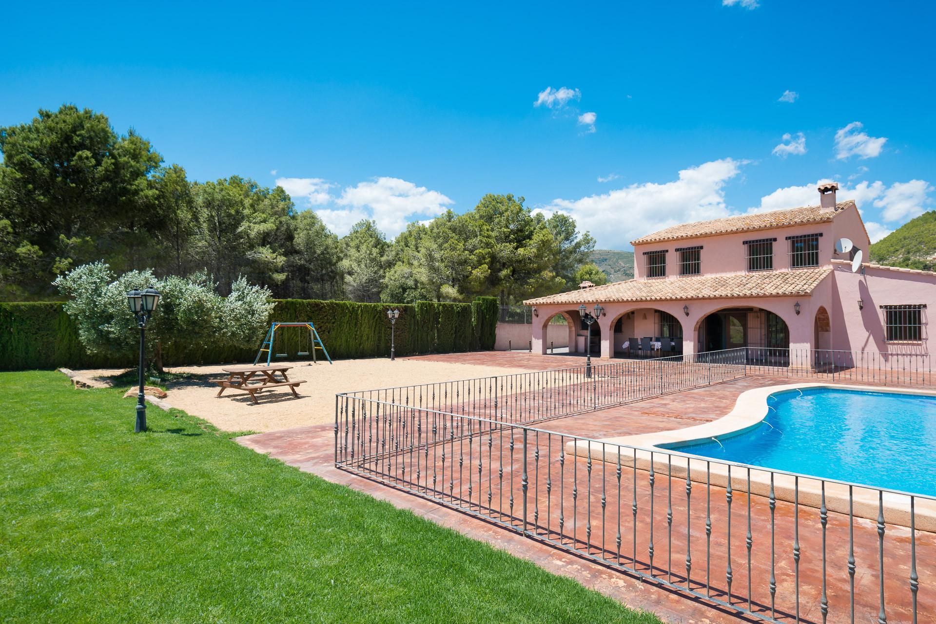 Villa Vinyent,Calpe,Costa Blanca #2