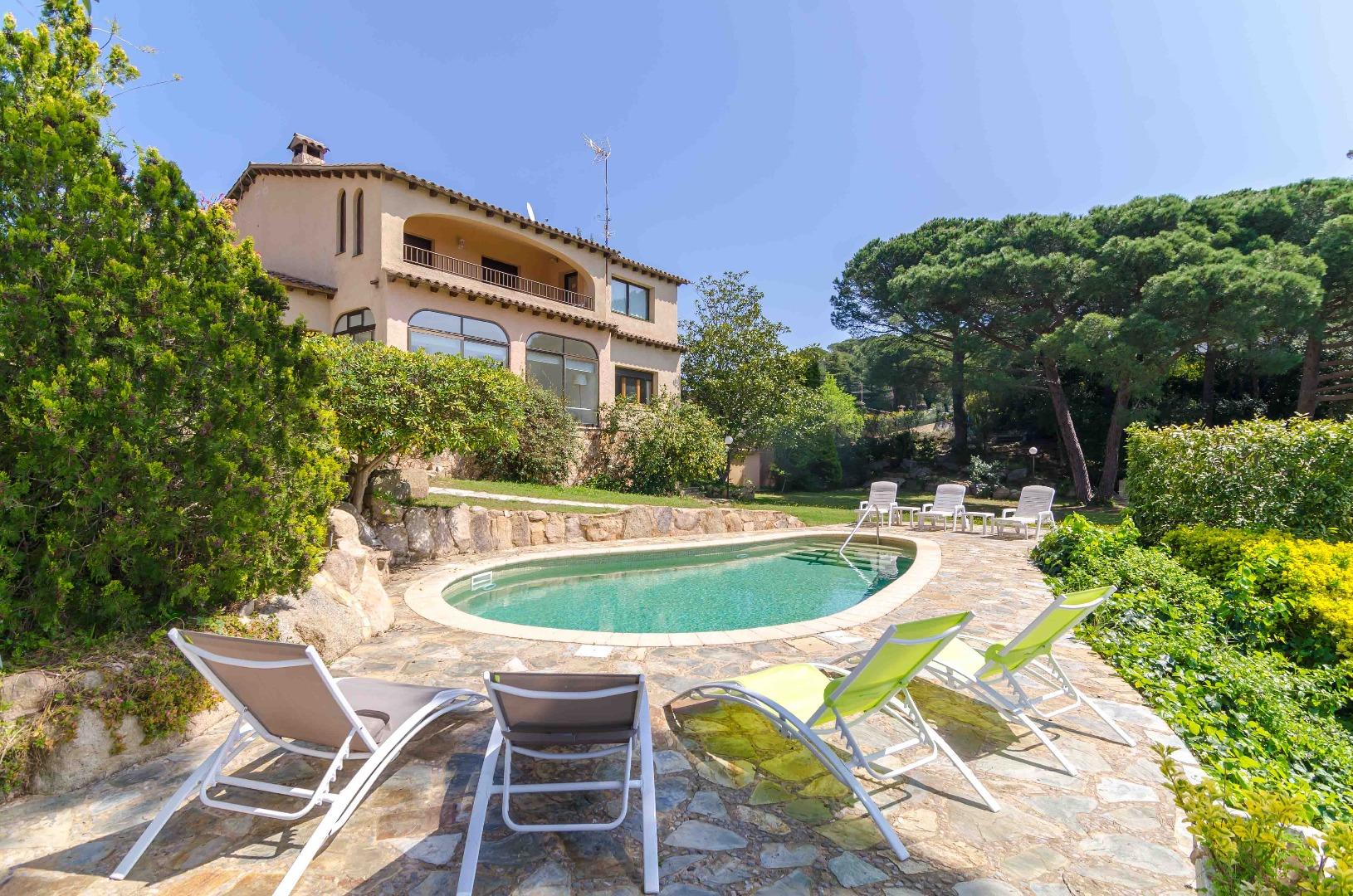 Villa Bronce,Lloret de Mar,Costa Brava #1