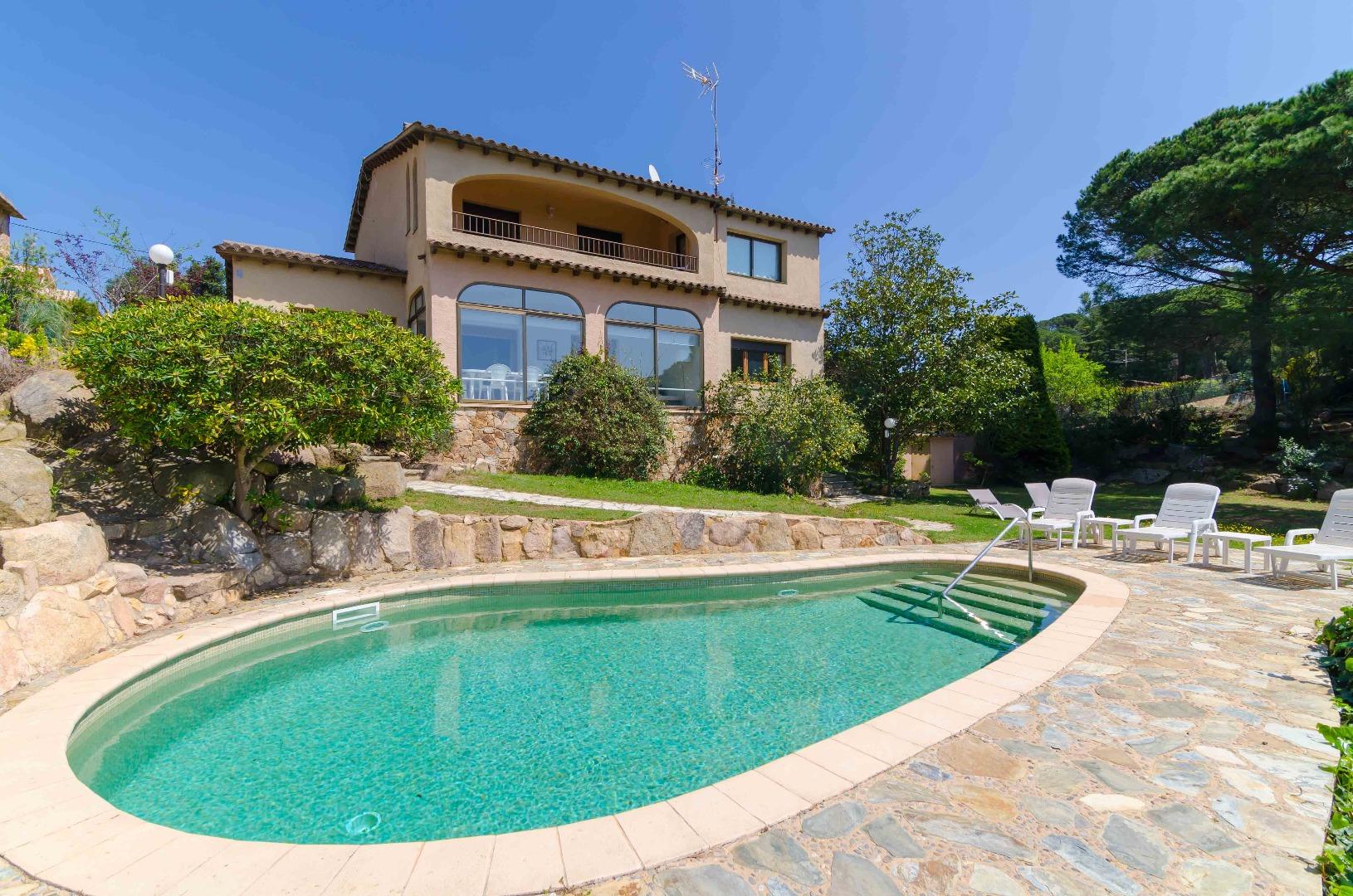 Villa Bronce,Lloret de Mar,Costa Brava #2