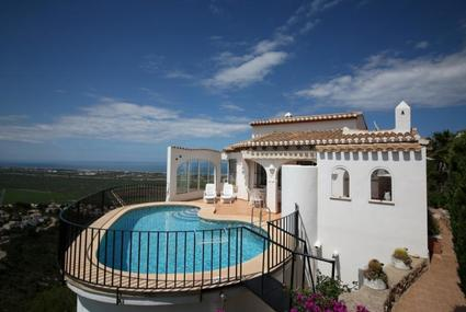 Villa Oracle,Pego,Costa Blanca 1
