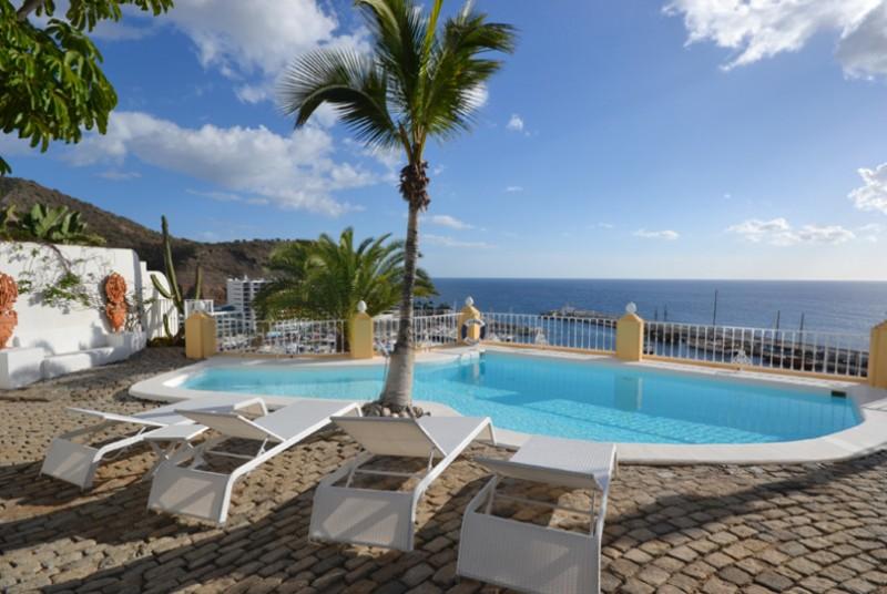 ferienhaus puerto rico gran canaria villa spanien serena 8. Black Bedroom Furniture Sets. Home Design Ideas