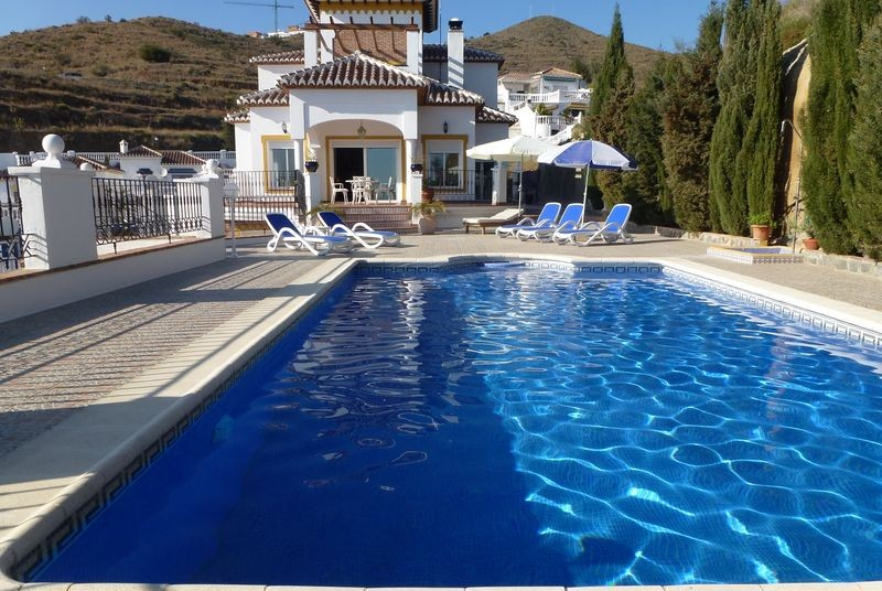 Location Villa Nerja Espagne