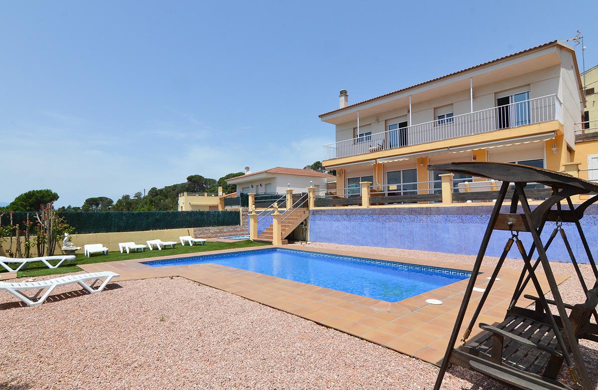 Villa Qatar,Lloret de Mar,Costa Brava #2