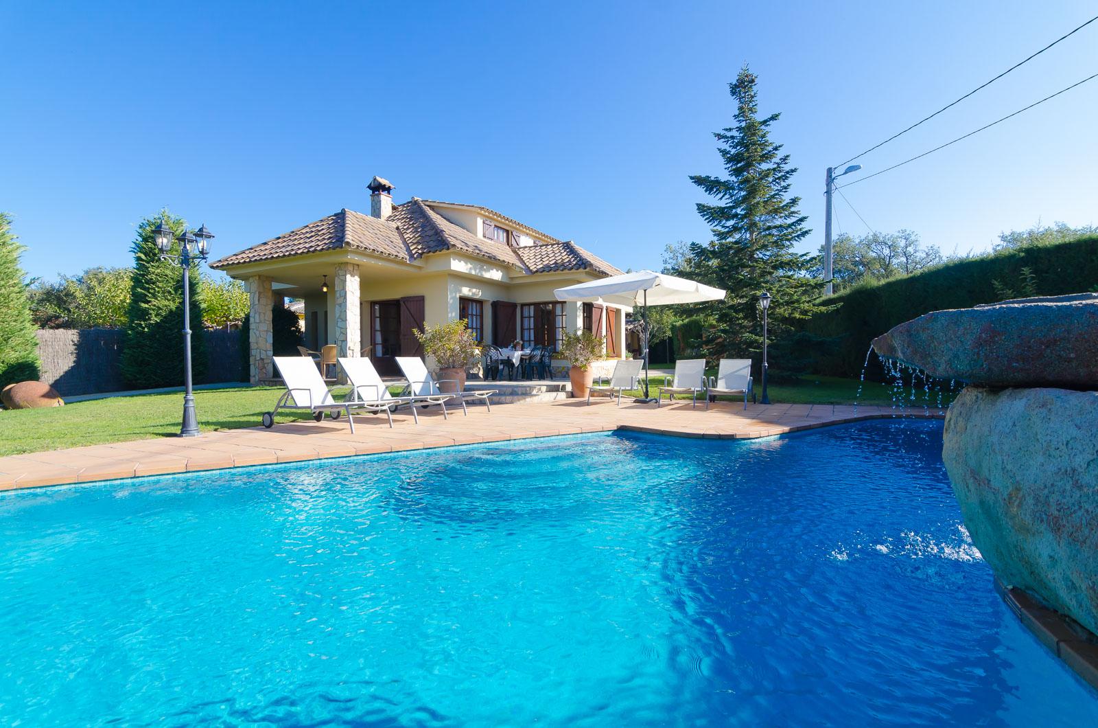 Villa Can Carbo,Caldes de Malavella,Costa Brava #1