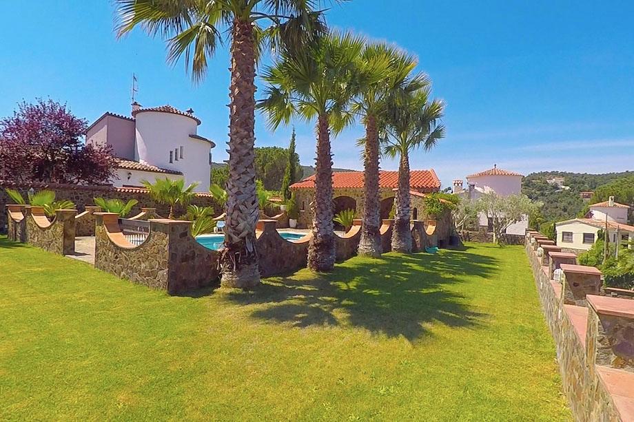 Villa Vilamagna,Calonge,Costa Brava #2