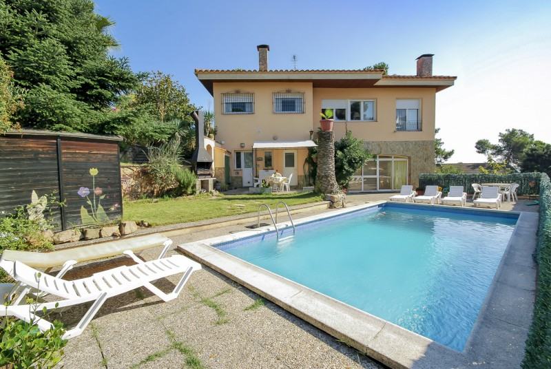 Villa Apartment Prussia,Lloret de Mar,Costa Brava #1