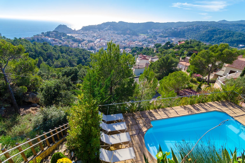 Villa Sauvignon,Tossa de Mar,Costa Brava #1