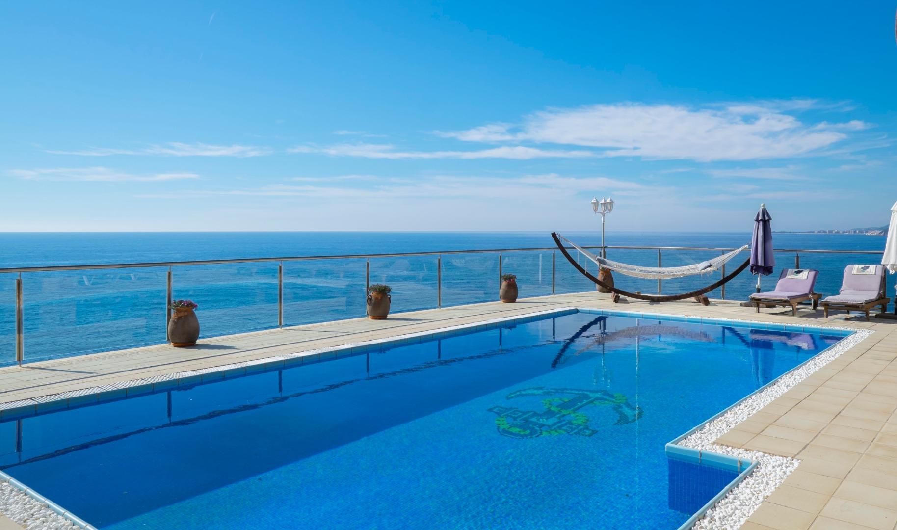Villa Blue Orchid,Lloret de Mar,Costa Brava #1