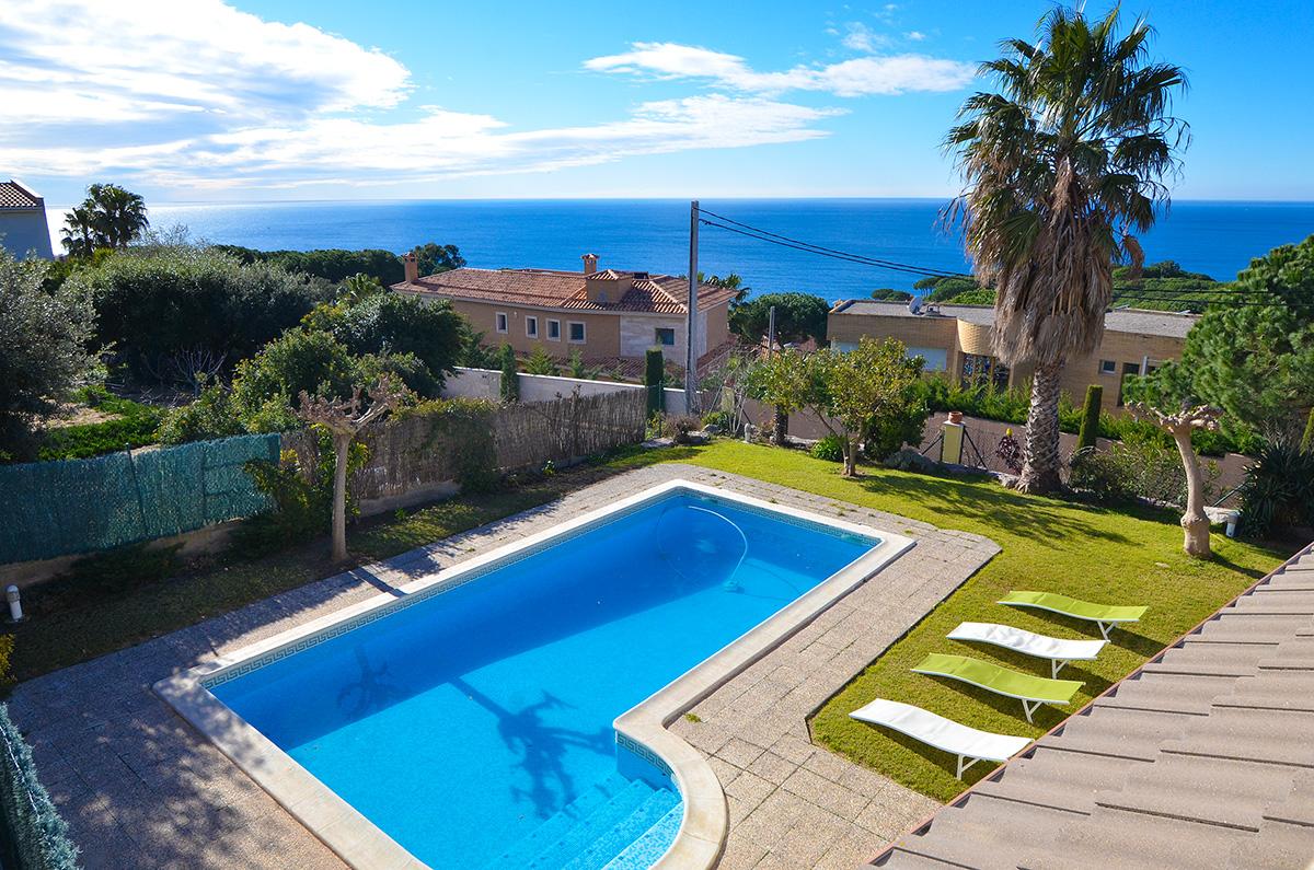 Villa Simerid,Lloret de Mar,Costa Brava #1